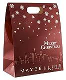 Maybelline New York Adventskalender, Do-It-Yourself, mit 24 Beauty Produkten, Tüten und Aufklebern zum Selbstbefüllen und Basteln 2018