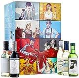 Wein Tasting | Kalea Weinverkostung | 24 ausgewählte Weine aus aller Welt | Rotwein, Weißwein, Rosé | Weine aus Frankreich, Italien, Spanien, Chile, Österreich und Deutschland | 24 x 0,25l