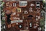Balea Men - Man - Adventskalender 2018 - Advent Calendar - Herren - Beauty - Kosmetik - Limitiert