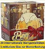 Kalea Bier-Tasting 2019 | Bierverkostung mit Bieren aus 22 Ländern | Internationale Biere und 1 Verkostungsglas | Biere der ganzen Welt
