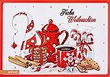 ROTH Kaffee-Adventskalender 'Coffee & Co.' gefüllt mit Kaffeegenuss und Zubehör