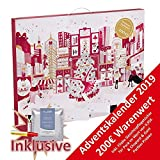 Douglas Beauty Adventskalender Believe in Angels EXKLUSIV Edition idealer Adventskalender für die Frau, Wert 200 €, 24 Beauty Produkte diverser Hersteller, Advent Kalender