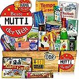Beste Mutti + Spezialitäten Box + Geschenke zum Geburtstag