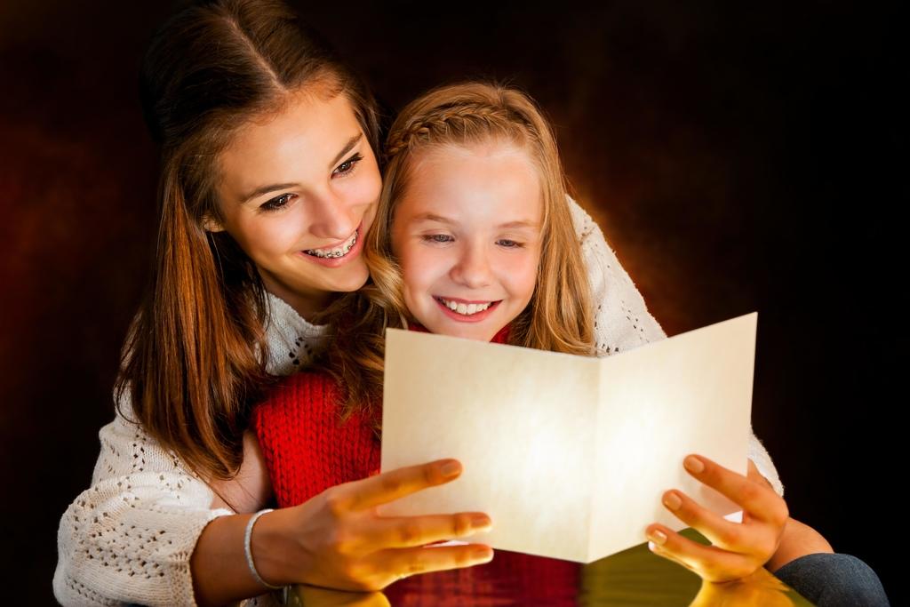 Gedichte als persönliches Weihnachtsgeschenk